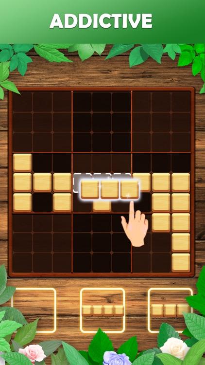 Woodblock Puzzle Block Game screenshot-7