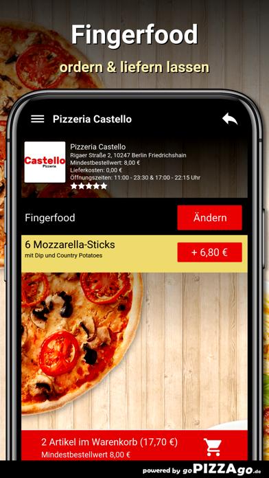 Pizzeria Castello Berlin screenshot 6