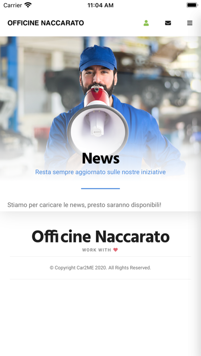 Officine Naccarato Screenshot