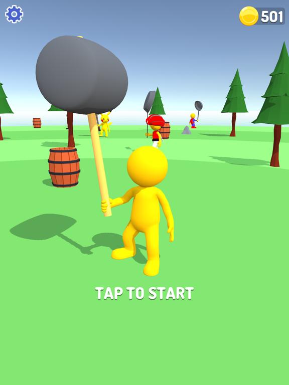 Smashers .io screenshot 6