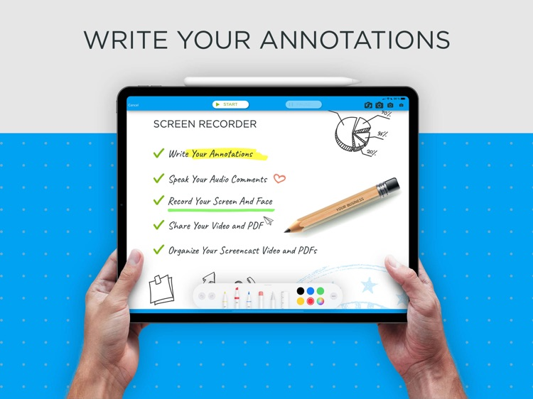 Screencast Annotation 2-in-1