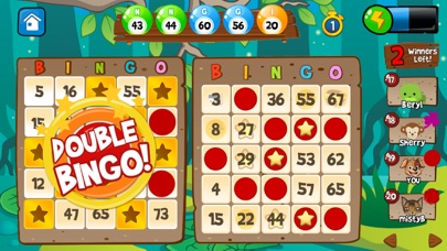 Abradoodle: Live bingo games! free Tokens and Spin hack