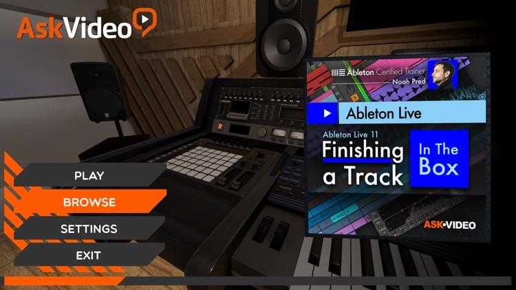 Finishing a Track In the Box screenshot-0