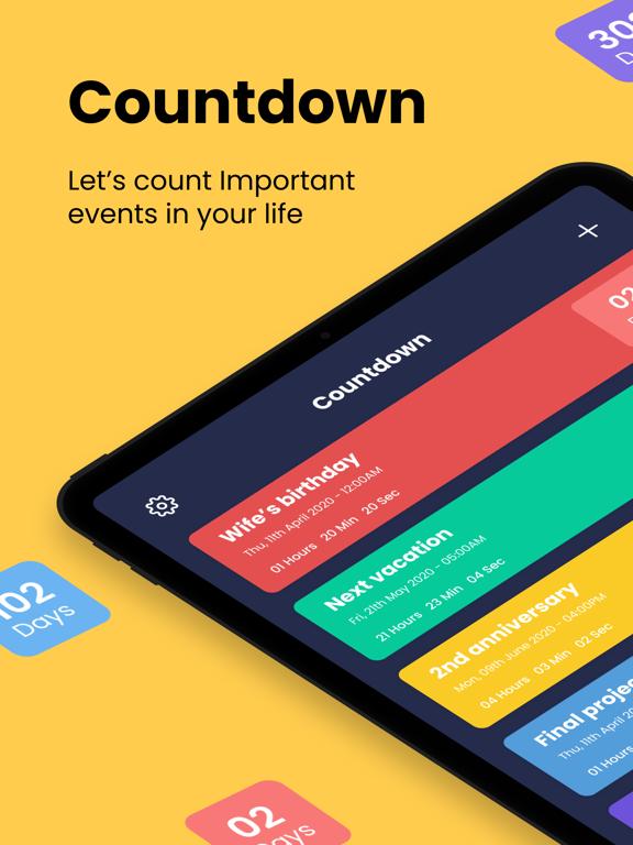 Countdown screenshot 7