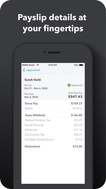 QuickBooks Payroll screenshot-3
