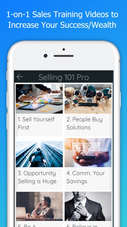 Selling101Pro screenshot-3