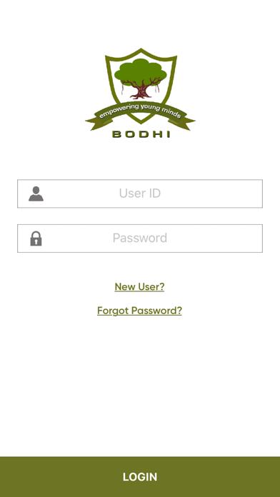 Bodhi School Screenshot