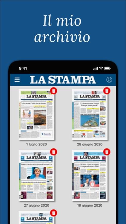 La Stampa screenshot-5