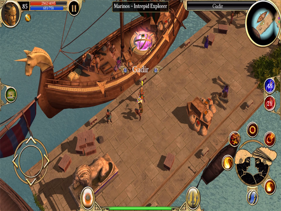 Titan Quest: Legendary Edition screenshot 20