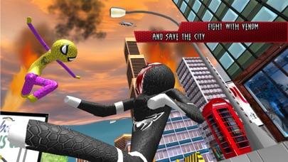 Amazing Rope Stickman Warriors screenshot 4