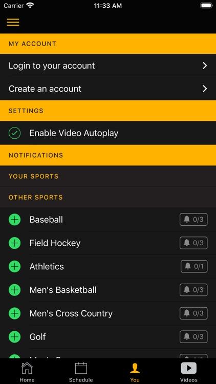 VCU Athletics screenshot-3