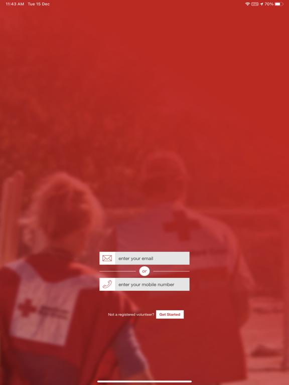 Volunteer Connection screenshot