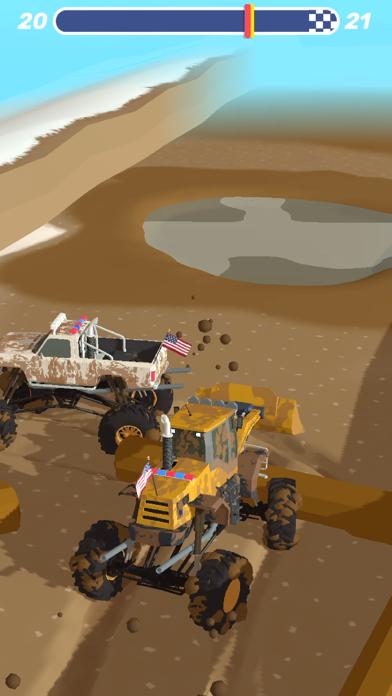 Mudder Trucker 3D free Resources hack