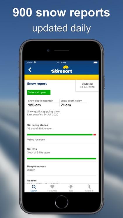 Skiresort.info – ski app screenshot-3