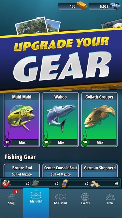 TAP SPORTS Fishing Game screenshot-5