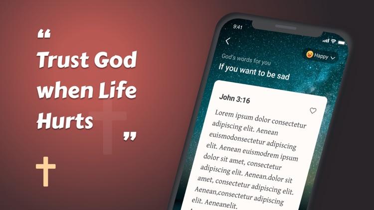 Bible KJV - Daily Bible Verse screenshot-7