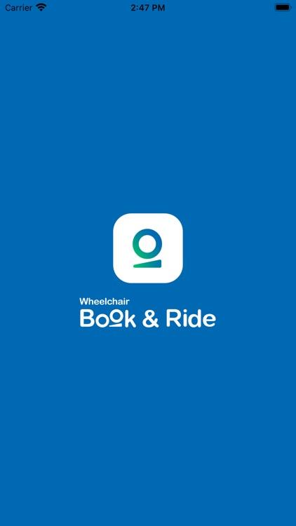Wheelchair Book & Ride