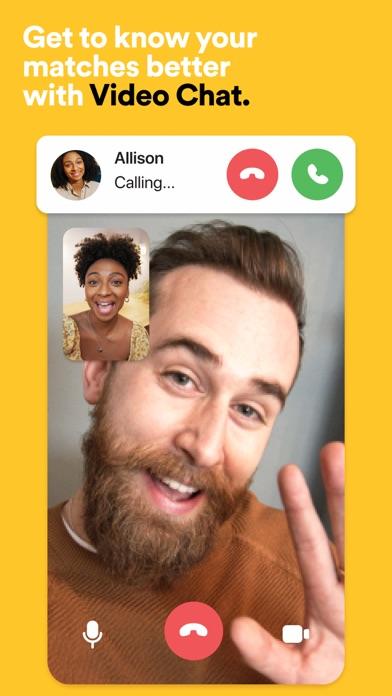 Bumble: Dating, Friends & Bizz