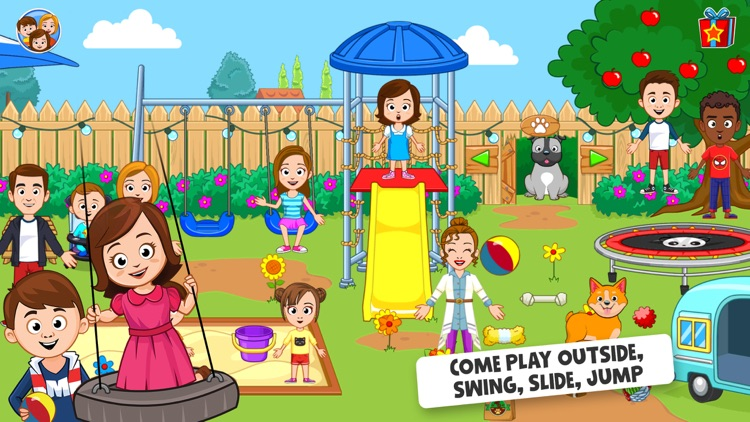My Town - Play Doll Home Game screenshot-3