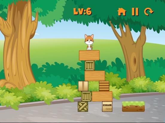 Kitty Drop Cat Save screenshot 13