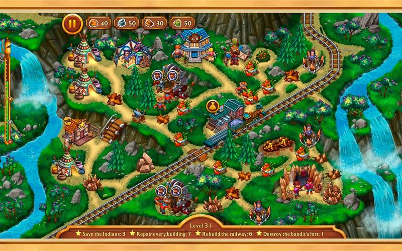 Golden Rails: Small Town Story screenshot 3