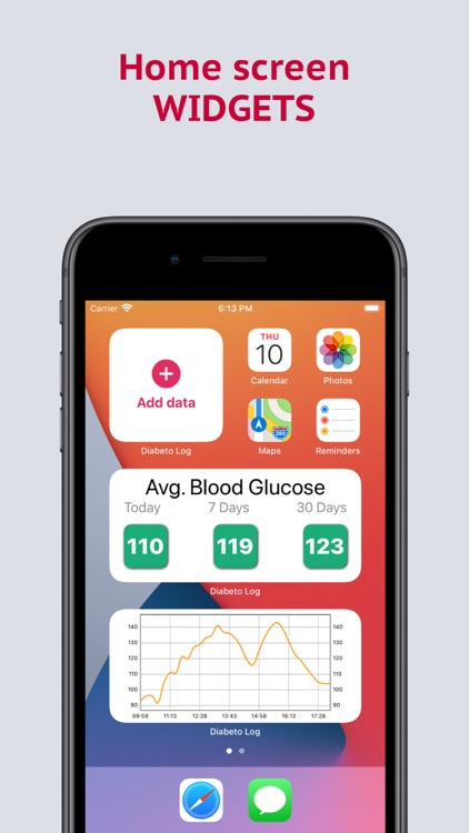 Diabetes Tracker - Diabeto Log screenshot-3