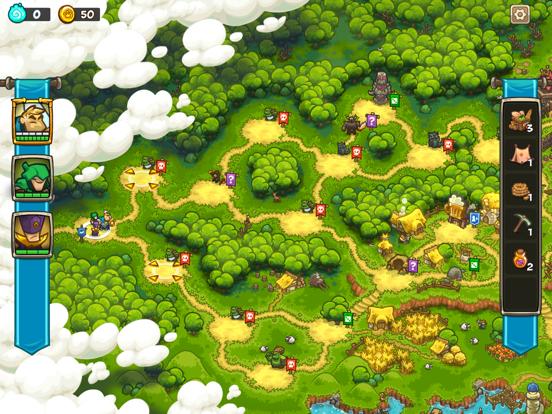 Legends of Kingdom Rush screenshot 15