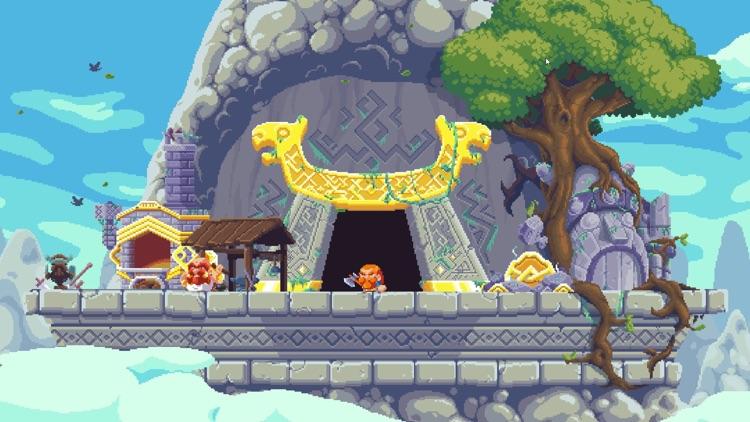 Dwarf Journey screenshot-6