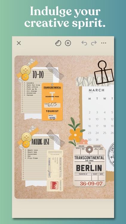 Zinnia Journal & Planner screenshot-8