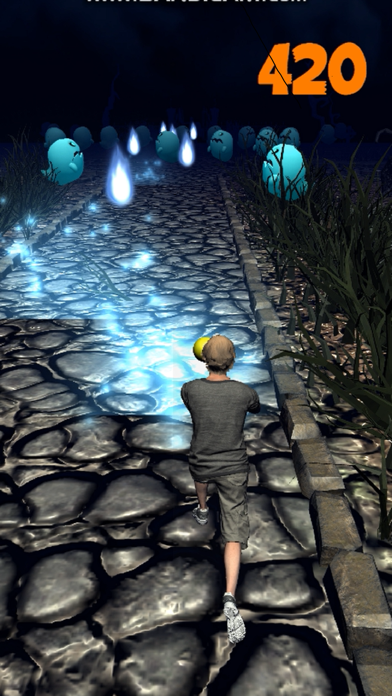 Ghost Dash screenshot 2