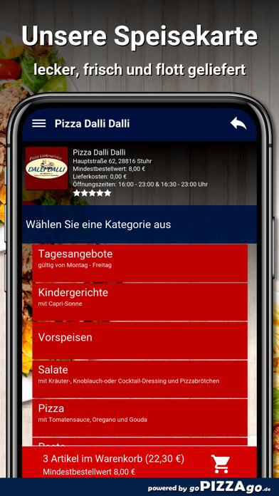 Pizza Dalli Dalli Stuhr screenshot 4