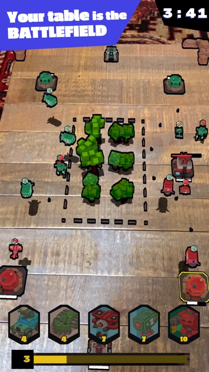 Table Trenches screenshot-0