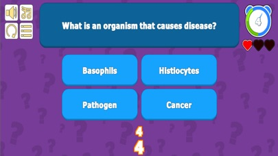 Immune & Lymphatic Quiz screenshot 5