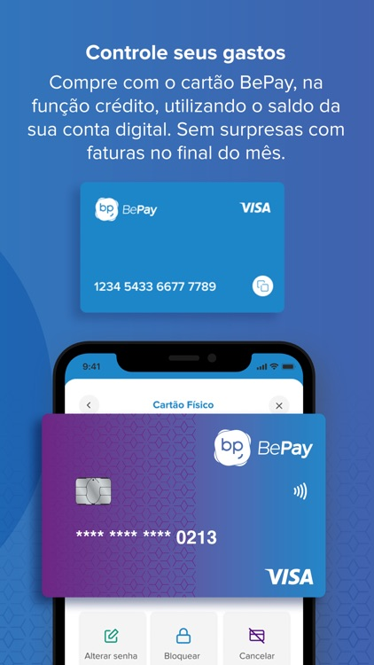 BePay - Conta digital