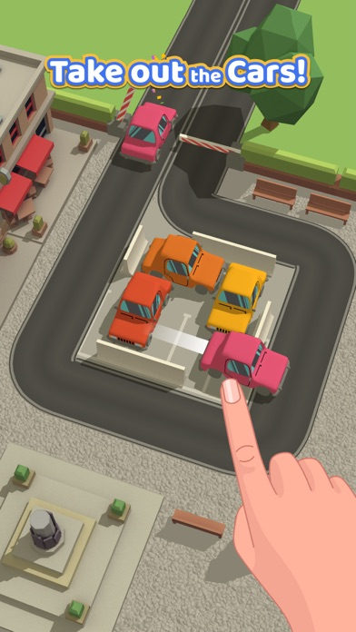 Parking Jam 3D screenshot one