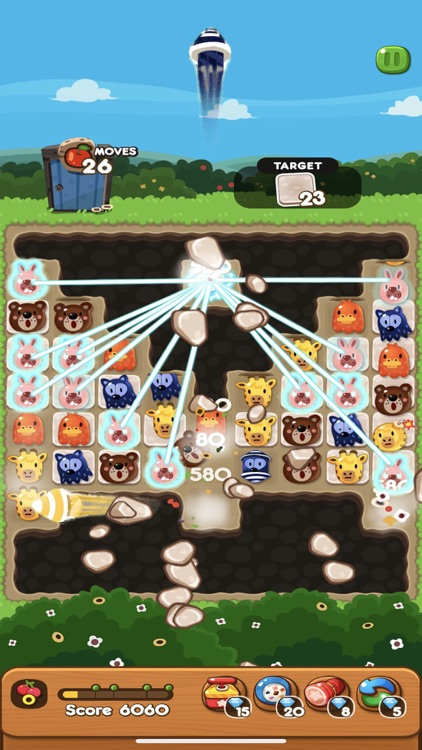 LINE PokoPoko screenshot-1