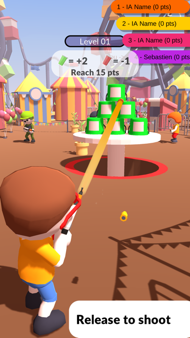 Shoot Out 3D! screenshot #6