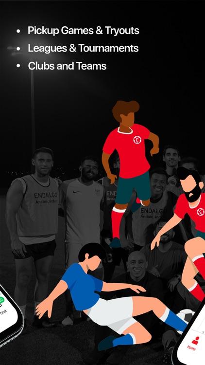 ENDALGO - Find Soccer Near You screenshot-5