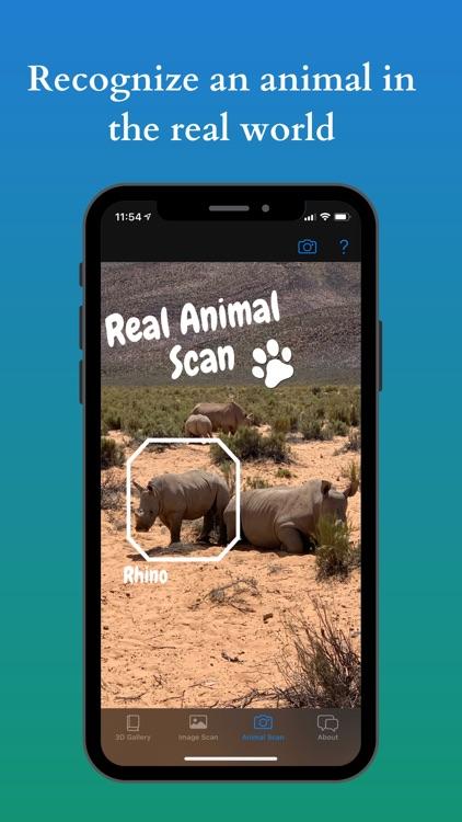 Animal Recognition AR screenshot-6