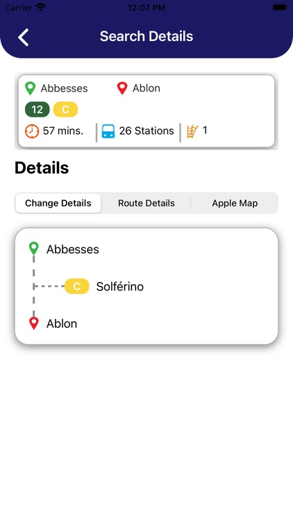 Paris Metro Routes and Map screenshot-5