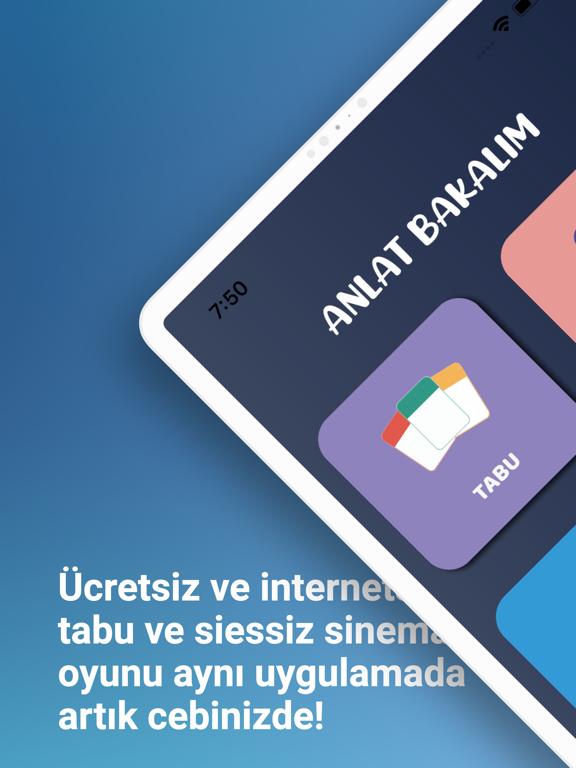 Anlat Bakalım & Tabu screenshot 7