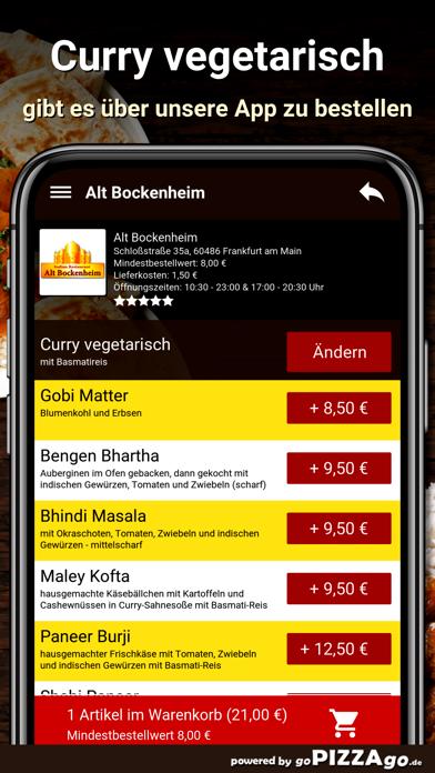 Alt Bockenheim Frankfurt screenshot 6