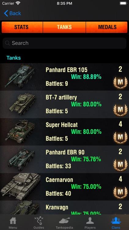 Guide for World of Tanks screenshot-8