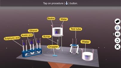 Formation of Ester screenshot 2