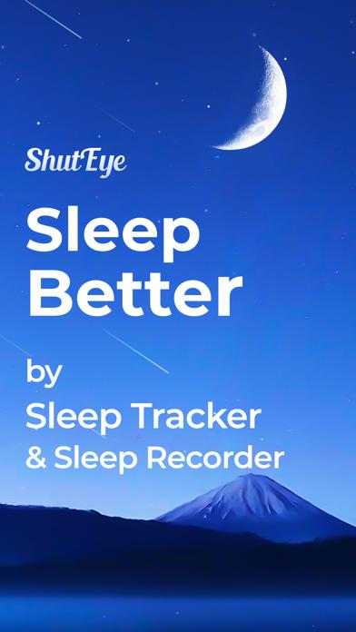 ShutEye: Sleep Tracker, Soundsのおすすめ画像1