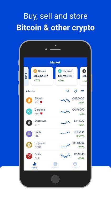 LiteBit - Buy & sell Bitcoin