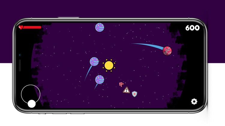 Angry Planets: Solar Destroyer screenshot-4