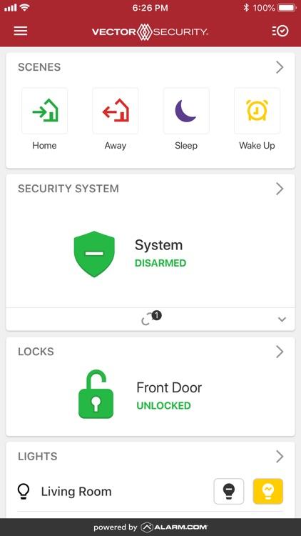 Vector Security screenshot-3