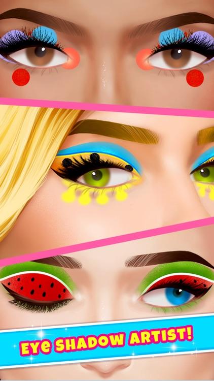 Eye Makeup Artist: Girl Games screenshot-3
