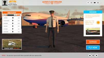 Ultimate Flight Simulator Pro紹介画像6